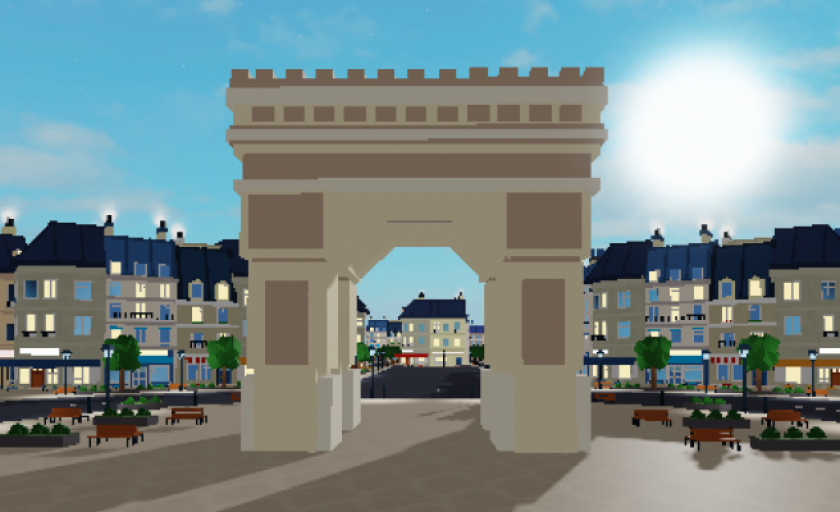 First Playtest on Miraculous Ladybug & Cat Noir Adventure Roblox Game